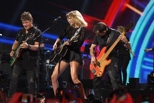 Musician Taylor Swift is coming back to Ireland for a summer 2018 Croke Park gig (Photo by Larry Busacca/Getty Images for DIRECTV)