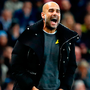 Manchester City manager Pep Guardiola. Photo: PA Wire
