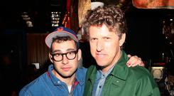 Behind the scenes: Jack Antonoff and Greg Kurstin have worked with many of today's big stars