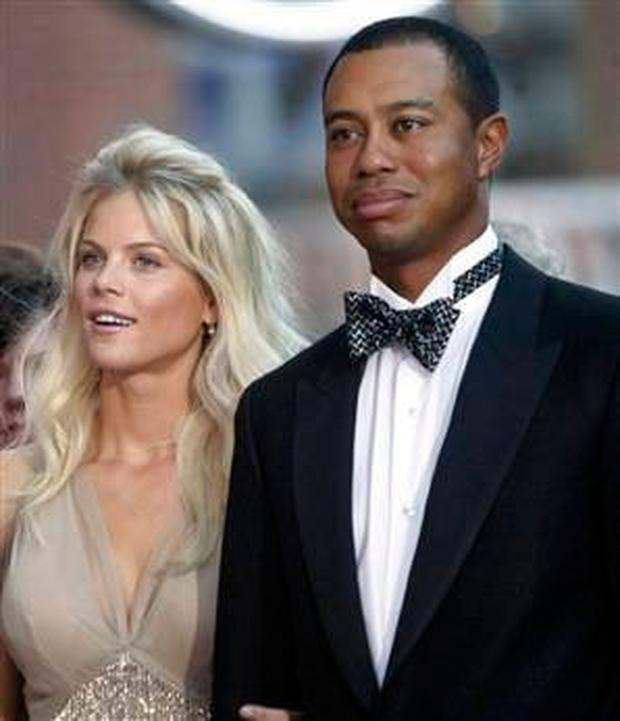 GO QUIET: Tiger Woods was advised by Dezenhall to lay low after news of his affairs came out