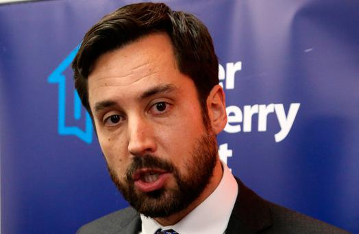 Housing Minister Eoghan Murphy Picture: Collins Dublin