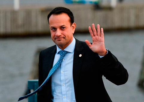 Taoiseach Leo Varadkar should stand firm. Photo: Jonathan Nackstrand /Getty Images