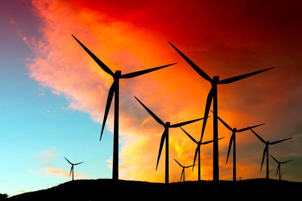 SAVINGS: More wind farms will mean cheaper electricity for all. Stock picture
