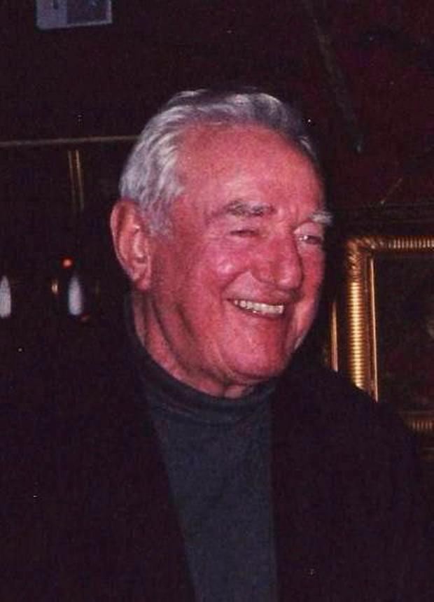 MAN OF MEANS: Stanley Roche ran the family empire