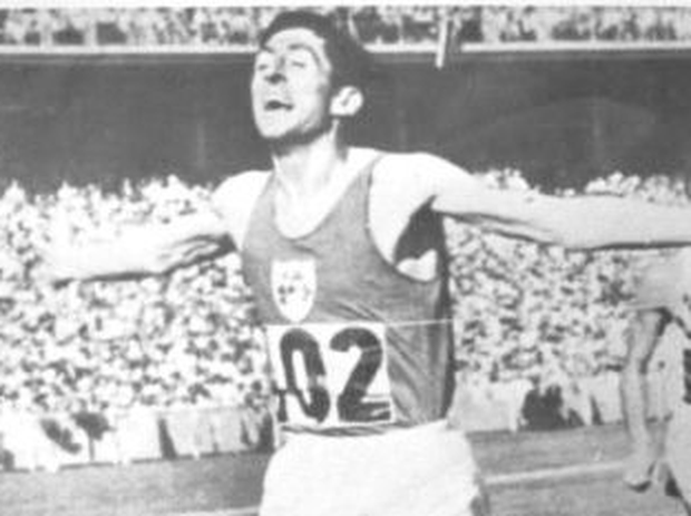 'Ronnie Delany's Olympic gold medal in '56, arguably the greatest sporting achievement ever by an Irishman, doesn't exist in this fairytale.'