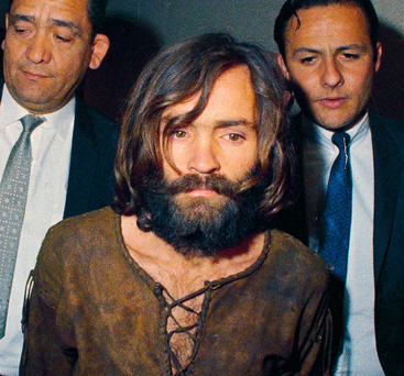 Charles Manson, cult leader and mastermind behind 1969 deaths of actress Sharon Tate and several others Photo: AP