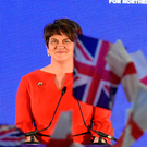 "WARNING: DUP leader Arlene Foster has spoken out against any barriers that would risk Northern Ireland's trading relationship with the rest of the UK, saying that she wants ""a sensible Brexit, a Brexit that works for Northern Ireland the rest of the UK"" Photo: PA"