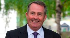 Liam Fox is the UK's International Trade Secretary. Photo: PA