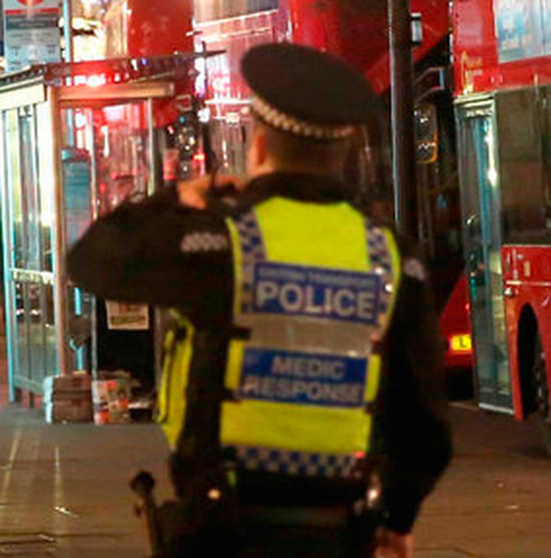 'Officers are still trawling through CCTV footage and speaking to witnesses'