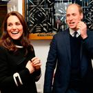 The Duke and Duchess of Cambridge visit the factory of Acme Whistles, a family firm in Birmingham which was founded in 1870 and exports to 119 countries around the world