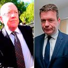 Justice Minister Charlie Flanagan has apologised to Labour TD Alan Kelly