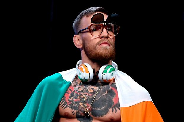 Conor McGregor. Photo: Stephen McCarthy/Sportsfile