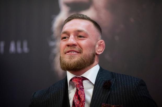Should Not Mcgregor's Be Perilous Paul Williams Situation Conor Xpq4vwO