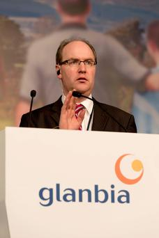 Glanbia director of strategy Sean Molloy warned the dairy conference that, unless they are properly handled, environmental challenges risk being 'the quota of tomorrow'