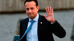 Leo Varadkar AFP PHOTO / Jonathan NACKSTRANDJONATHAN NACKSTRAND/AFP/Getty Images