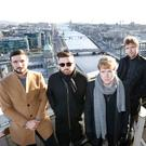 Kodaline Photo: Sasko Lazarov/Photocall Ireland