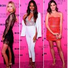 (L to R) Stella Maxwell, Jasmine Tookes, Sara Sampaio, Martha Hunt and Elsa Hosk