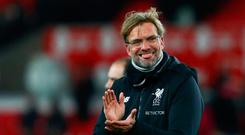 Jurgen Klopp hinted he does not need to add to his squad after Stoke win (Getty)