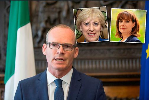 Simon Coveney has been announced as new Tánaiste
