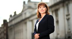 Josepha Madigan pictured for Monday interview. Picture; Gerry Mooney