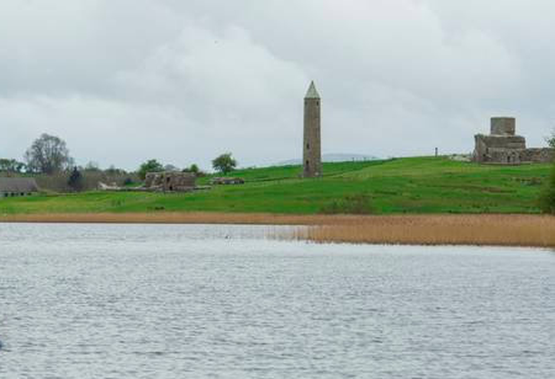 Devenish Island near Enniskillen, where the tragedy occurred