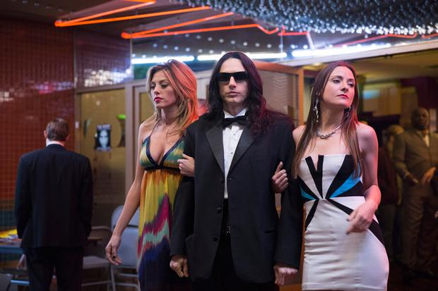 Cult status: James Franco in the Disaster Artist