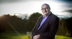 Ireland's European Commissioner Phil Hogan Picture: Fergal Phillips