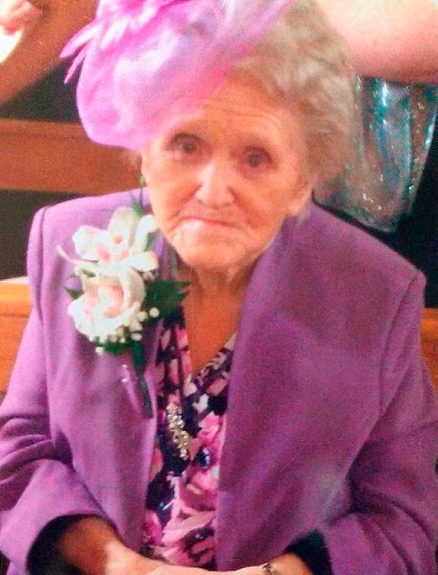 Mary Murray has been remembered as 'a mighty woman with a great sense of humour'