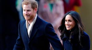 Britain's Prince Harry and his fiancee Meghan Markle arrive at an event in Nottingham, December 1, 2017. REUTERS/Eddie Keogh