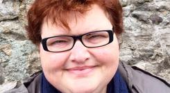 Suzy Byrne is co-chairperson of a new disability rights organisation - Disabled People of Ireland