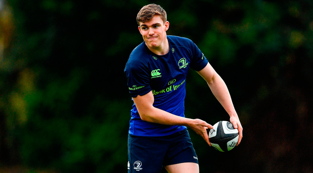 The return of Garry Ringrose is a major boost as the Ireland centre makes his first appearance of the season following shoulder surgery during the summer. Photo by Ramsey Cardy/Sportsfile