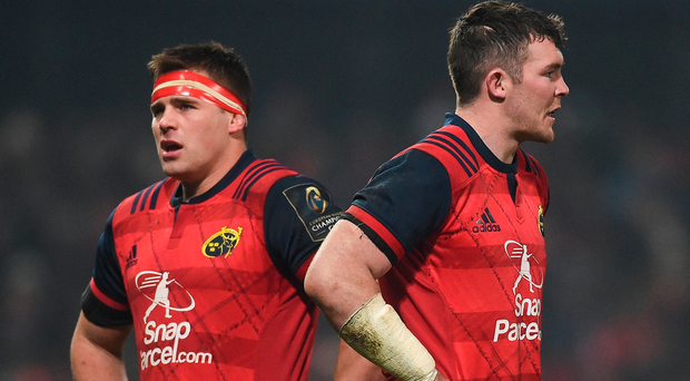 CJ Stander and Peter O'Mahony are vital to Munster