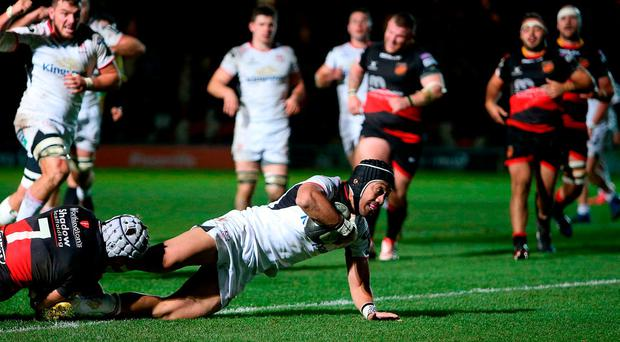 Leali'ifano rescues Ulster draw