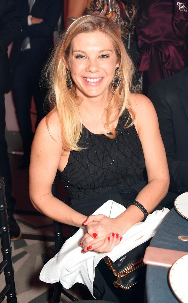 Chelsy Davy attends the BOVET 1822 Brilliant is Beautiful Gala benefitting Artists for Peace and Justice's Global Education Fund for Women and Girls at Claridge's Hotel on December 1, 2017 in London, England