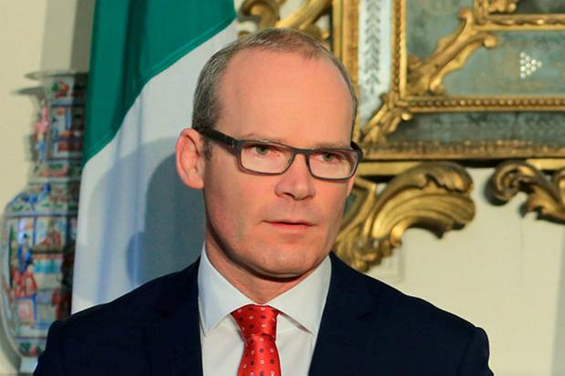 Tanaiste Simon Coveney . Photo: Gerry Mooney