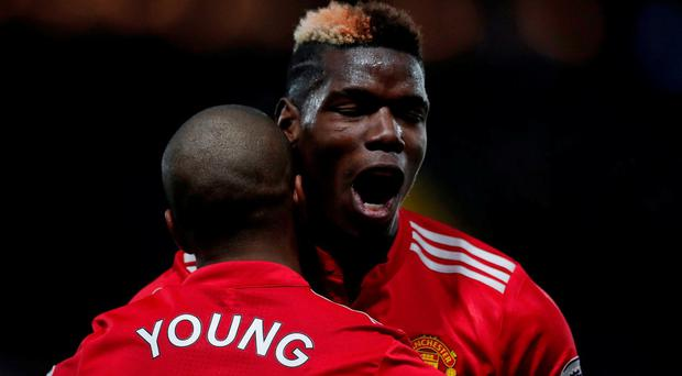 Paul Pogba Admits To Being A Fan Of Direct Manchester United Rival