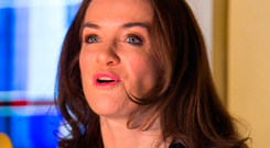 Dr Rhona Mahony, Master of the National Maternity Hospital, says it is imperative that parents receive more support Photo: Shane O'Neill