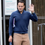 Prone to miscalculation: Taoiseach Leo Varadkar leaving RTE after appearing on the Marian Finucane show yesterday Photo: Fergal Phillips