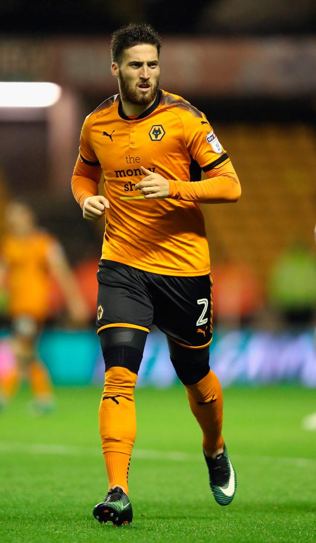 Dubliner Matt Doherty has been a key figure in Wolves' promotion charge. Photo: David Rogers/Getty Images