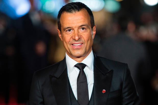 Football agent Jorge Mendes. Photo: AFP/Getty Images