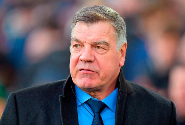 Sam Allardyce: perfect start. Photo: PA