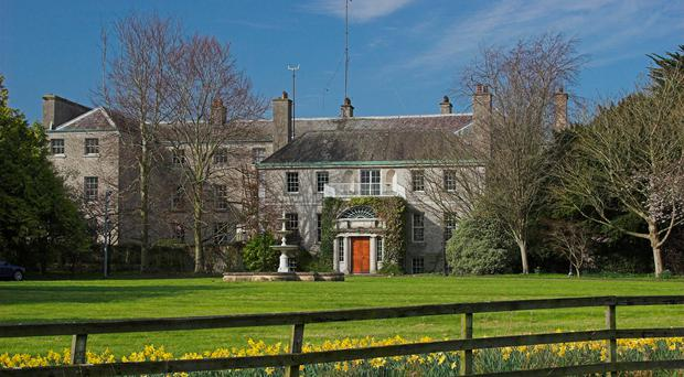 A wealthy Japanese family who snapped up the palatial former home of Charlie Haughey at the bottom of the market have begun moves to redevelop the 250-acre Dublin estate.
