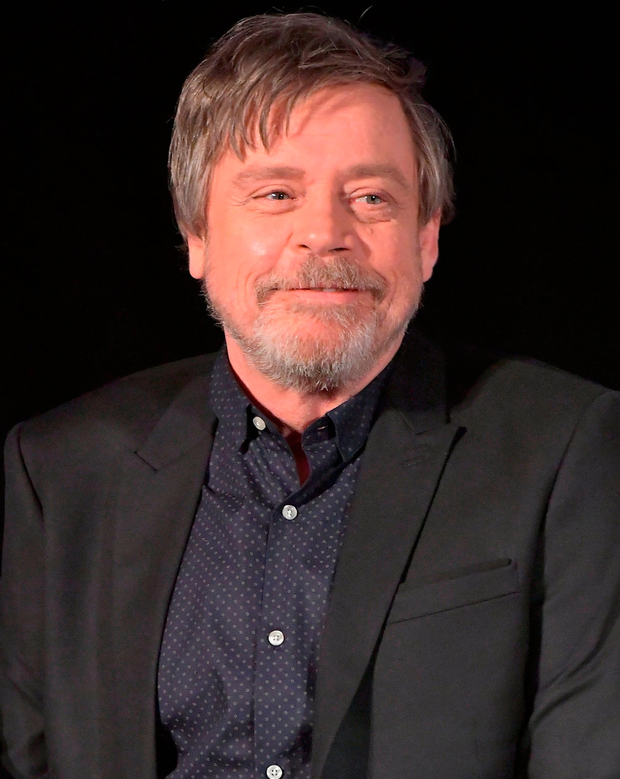 Star Wars actor Mark Hamill Photo: Charley Gallay/Getty Images for Disney