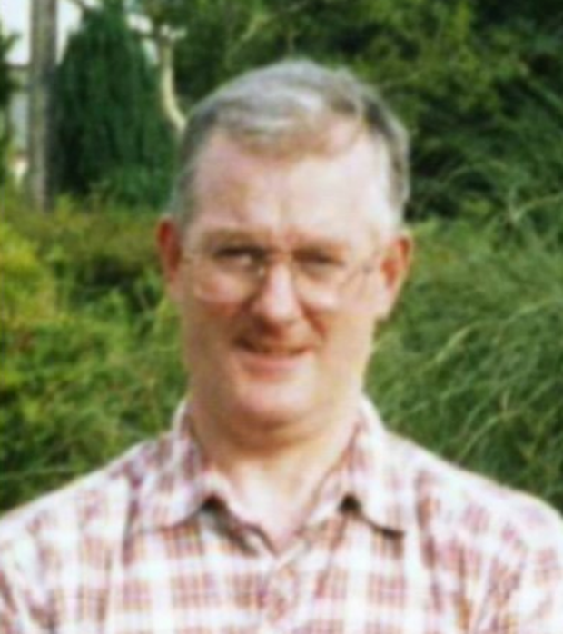 Joe Reilly was reported missing in 2006
