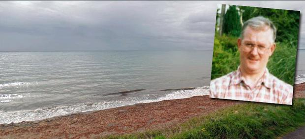 Joseph Reilly's body washed up on Rockmarshall beach