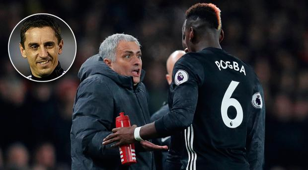 Jose Mourinho: Some Manchester United players 'scared' in Brighton & Hove Albion win