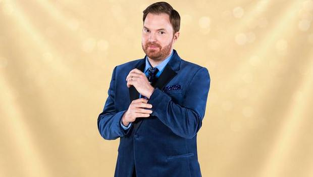 Bernard O'Shea has joined Dancing with the Stars