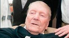 Harry O'Keeffe has passed away age 101