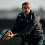Gaffney has made 10 appearances this season for resurgent Zebre. Photo by Seb Daly/Sportsfile