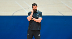 Munster are continuing to get some hired help in the shape of Irish defence coach Andy Farrell. Photo by Diarmuid Greene/Sportsfile